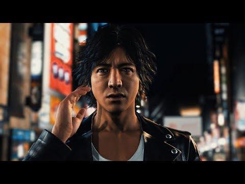 PS4 Gameplay - Cinématique de Judgment