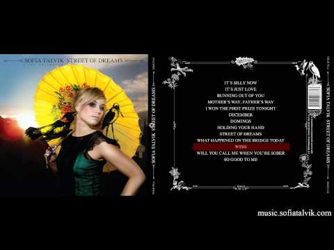 Sofia Talvik - Wish (Street Of Dreams - YouTube Album)