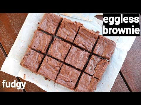 brownie recipe | chocolate brownies | एगलेस ब्राउनी रेसिपी | eggless brownie recipe