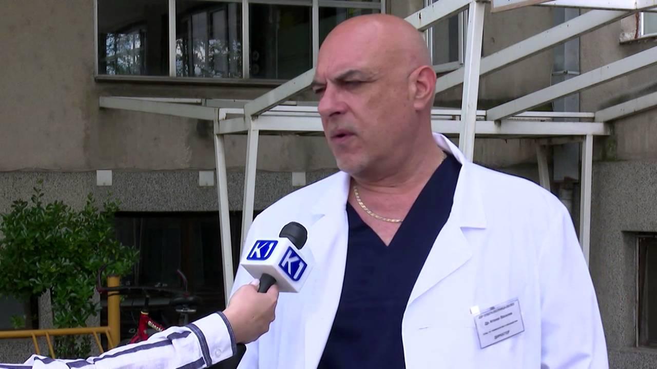 Атанас Василев – Директор на општата болница во Велес