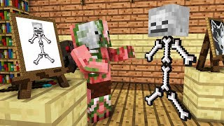 Video Cubic Minecraft Animations | All Episodes | Full Animation MP3, 3GP, MP4, WEBM, AVI, FLV Agustus 2018
