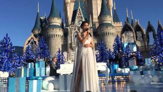 Video Jhene Aiko-In A World Of My Own- Disney Parks-Unforgettable Christmas Celebration MP3, 3GP, MP4, WEBM, AVI, FLV Juni 2018
