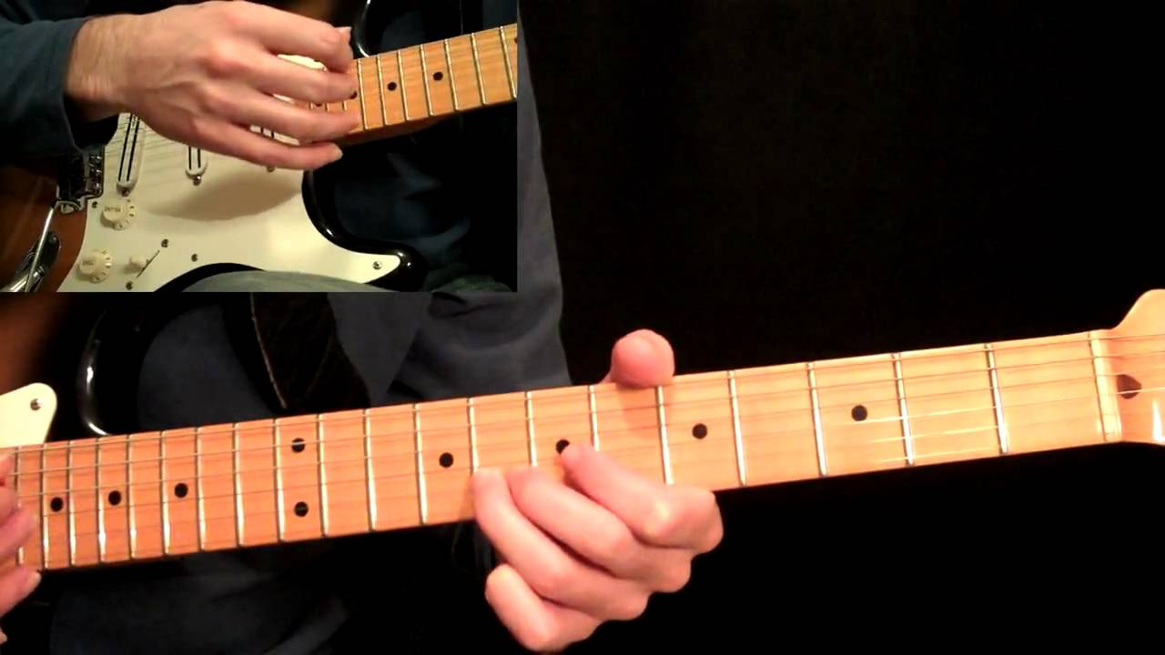 Guitar Bends – Beginner Guitar Lesson