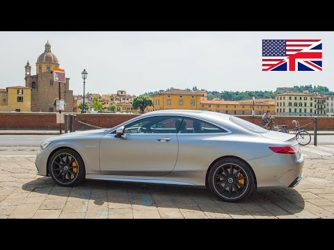 2014 Mercedes-Benz S 63 AMG 4MATIC Coupe (C217) Start Up, Exhaust, Test Drive, and In Depth Review