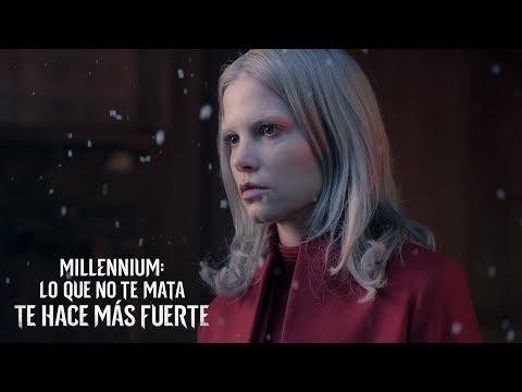 Millennium: Lo que no te mata te hace más fuerte - Vuelve Lisbeth?>
