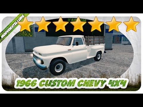 1966 Custom Chevy 4x4 v1.1