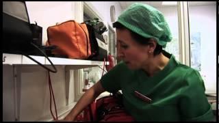 Det at arbejde som sundhedsfaglig i Grønland, er til tider som at træde ind i en anden verden. Arktiske storme, evakueringer og et...