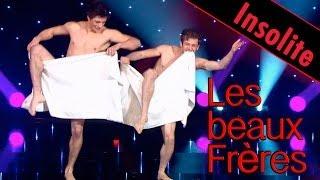 Nadzy faceci weszli na scenę trzymając ręczniki. Gdy się odwrócili, nie mogłam przestać się śmiać!