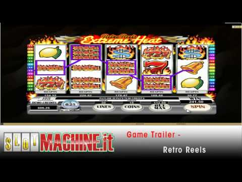 Retro Reels - Slotmachine.it