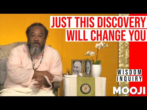 Mooji Video: The Discovery That Changes Everything