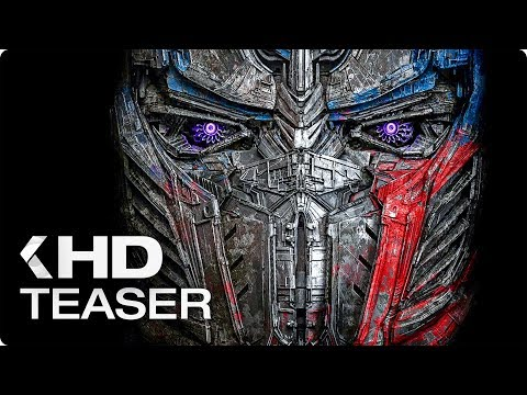 Transformers -׃ The Last Knight ( Trailer Announcement   Paramount Pictures)HD
