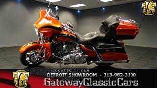 10. 2013 Harley Davidson CVO Ultra Classic