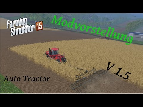 AutoTractor v1.6