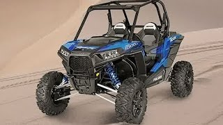 4. Polaris RZR XP 1000 EPS
