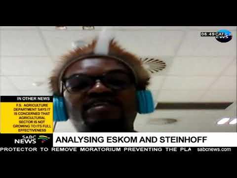 Analysing Eskom and Steinhoff Part 1