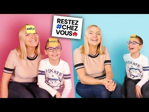 5 ACTIVITÉS FACILES POUR S'OCCUPER PENDANT LE CONFINEMENT видео