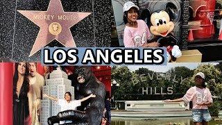 Venha conhecer os principais pontos turísticos de Los Angeles e se divertir comigo!ONDE ME ENCONTRAR:INSTAGRAM: instagram.com/flaviamtorresTWITTER: twitter.com/AchadosePerdid3FACEBOOK: facebook.com/blogachadoseperdidos