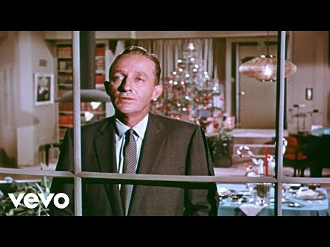 Bing Crosby: White Christmas (Music video)