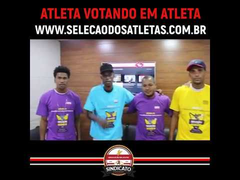 Seleção dos Atletas - Campeonato Paulista A1 - A2 - A3