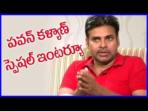 Pawan Kalyan About Sardaar Gabbar Singh Movie Success Interview-kajal
