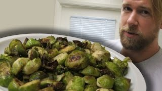 Brussels Sprouts Recipe & Nutrition: http://www.buffdudes.us/blogs/news/47068673-roasted-brussels-sprouts-recipe For our...