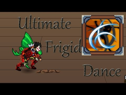 Ninja Saga – New Taijutsu Ultimate Frigid Dance