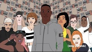 Tunji Ige War rnb music videos 2016 electronic