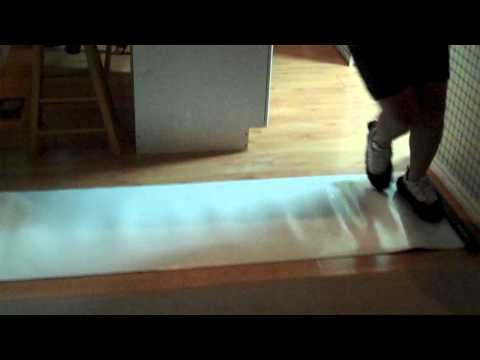 SBK Hockey Training Slide board Hockey trainer Slideboard workout