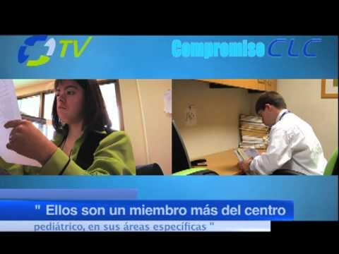 Watch video Síndrome de Down: Integración laboral
