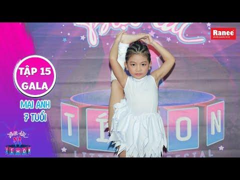 Biệt Tài Tí Hon 2|Tập 15 gala: Trịnh Thăng Bình, Ốc Thanh Vân kinh ngạc với cô bé uốn dẻo siêu đẳng