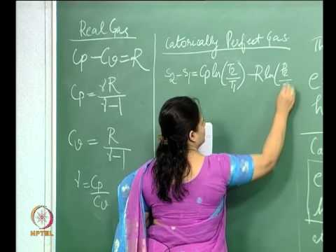 Mod-01 Lec-02 Lecture-02-Bewertung von Basic Thermodynamik Fortsetzung