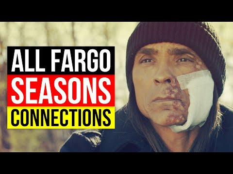 How All the Fargo Seasons are Connected | Seasons 1 - 4 & The Movie