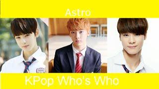 Download Lagu Kpop Who's Who - Astro (2016) Mp3