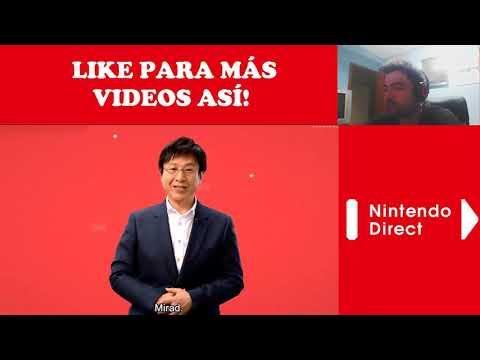 VIENDO EL NINTENDO DIRECT! 14-09-2018