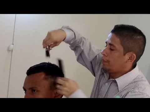 A Melhor Vídeo Aula de Corte de Cabelo Masculino - Completa
