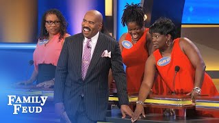 Video Steve's WIFE loves HIS... | Family Feud MP3, 3GP, MP4, WEBM, AVI, FLV Juni 2018