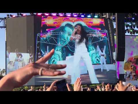 Cardi B - Bickenhead / Finesse / Bartier Cardi -  Coachella 2018 Weekend 2