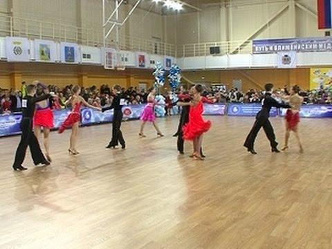 Прошли традиционные соревнования по спортивным танцам – Открытые кубок и первенство Новгородской области