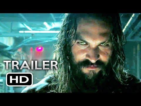 AQUAMAN Official Final Trailer (2018) Jason Momoa DC Superhero Movie HD