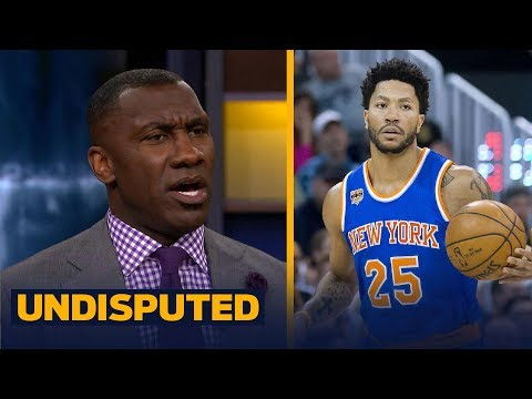 Derrick Rose signs with LeBron James and the Cleveland Cavaliers - will it help?   UNDISPUTED