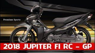 Video All New Yamaha 2018 Jupiter FI price from 1300$ - 2018 Yamaha Jupiter FI RC & GP launch MP3, 3GP, MP4, WEBM, AVI, FLV Desember 2018