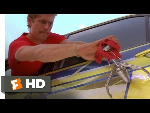 2 Fast 2 Furious (2003) - Harpooned by the Cops Scene (7/9) | Movieclips