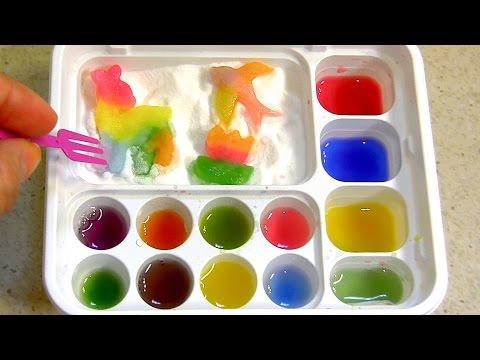 Video Popin' Cookin' DIY candy kit Maker # 6 Animals Gummy Land  グミランド Oekaki by Kracie グミキャンディーキット download in MP3, 3GP, MP4, WEBM, AVI, FLV January 2017