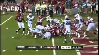 Tyler Wilson vs Auburn (2011)