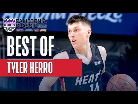 Video: Best Plays from Tyler Herro   2019 NBA California Classic Summer League