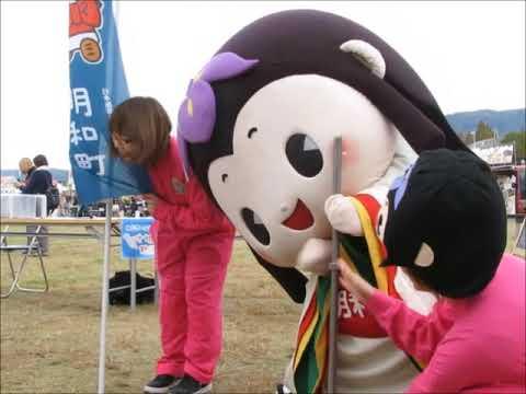 めい姫ネジ回し対決 ゆるキャラグランプリin花園(東大阪)  …