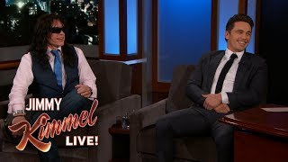 Video James Franco Brings Tommy Wiseau to Kimmel MP3, 3GP, MP4, WEBM, AVI, FLV Maret 2018