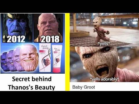 """Funny memes - The Most Hilarious """"Avengers Infinity War"""" Memes"""