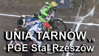 sparing:  Unia Tarnów - PGE Stal Rzeszów