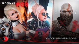 PuntoGaming TV S06E08:God of Cosplay